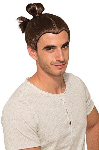 Forum Novelties Inc - Man Bun Wig - http://coolthings.us