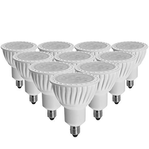 BeeLIGHT LED電球 E11 高演色Ra96 調光器対応 7W JDRφ50タイプ 電球色2700K 450lm 中角25° ハロゲンランプ60W相当 2年保証 (10個セット) B07CMXBBFL  お買い得10個セット