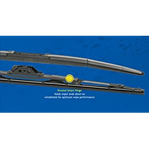 "Michelin 8526 Stealth Ultra Windshield Wiper Blade with Smart Technology, 26"" (Pack of 1)"