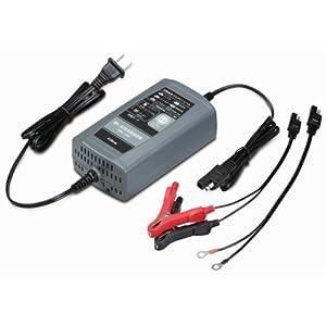 CELLSTAR バイク用バッテリーにも最適 バッテリー充電器 12V専用 DRC-300