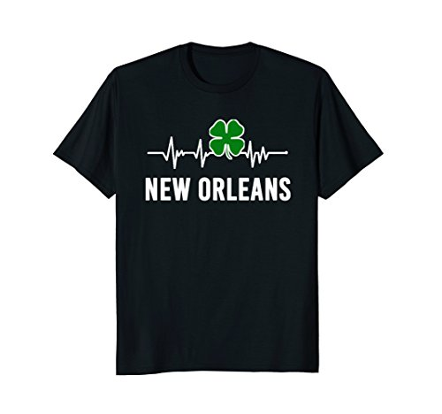 New Orleans Irish Shamrock Saint Patrick's Day - New Shop Orleans Irish