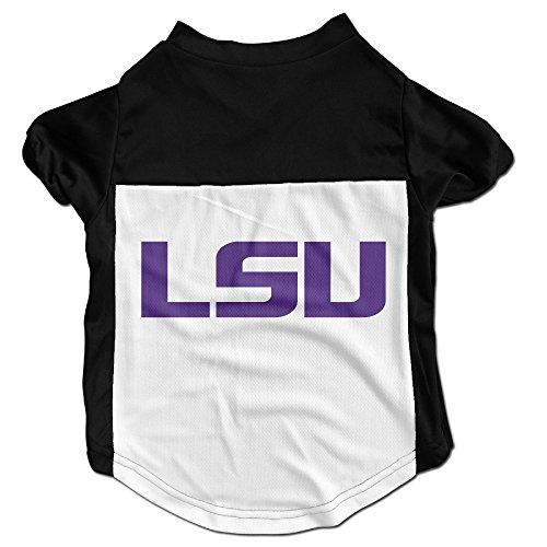 [Carina Louisiana State University LSU Fashion Fpr Costume L Black] (Lsu Mascot Costume)