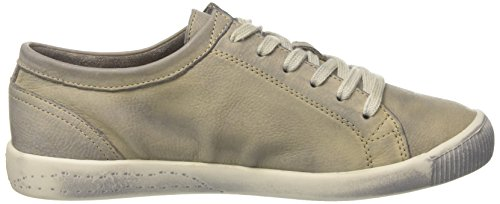 Softinos Donna Sneaker Grigio taupe 559 Isla rqr8x4