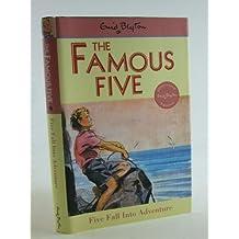 Five Fall Into Adventure