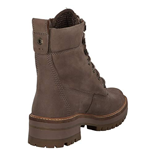 Unisex Yboot Taupe Timberland Boots Courmayeur Adults' Valley Classic A1klv FZFIqdnw