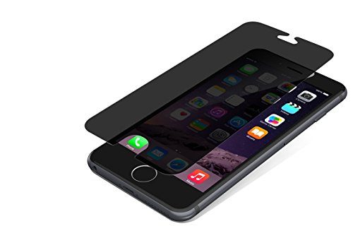 ZAGG InvisibleShield Case Friendly Privacy Glass and Screen Protector for iPhone 6 / iPhone 6S