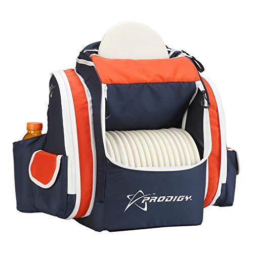 Prodigy Disc BP-1 V2 Backpack Disc Golf Bag - Blue by Prodigy Disc