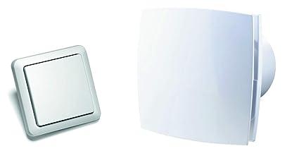 Aspiratore im design senza tempo con telecomando senza fili