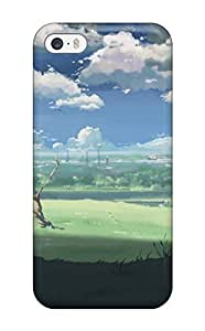 New Style 4009712K969313730 clouds makoto per second anime Anime Pop Culture Hard Plastic Case For HTC One M8 Cover