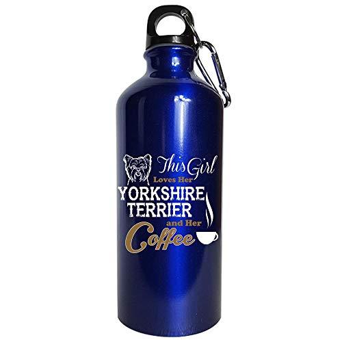 Dog Lover gift This Girl Loves Her Yorkshire Terrier - Water