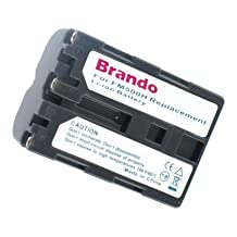 HIGH Power NP-FM500H replacement Battery for your Sony DSLR-A700