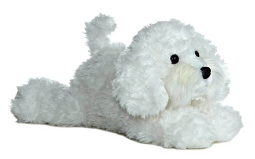 Amazon Com Aurora World Flopsie Bonita Plush Dog 12 Toys Games