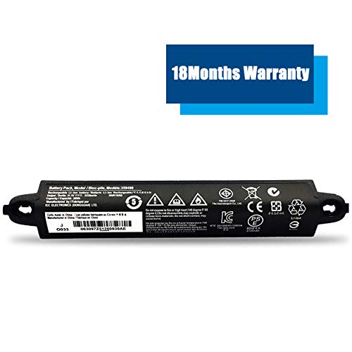Emaks 359498 Battery 330107A 359495 330105 330105A Compatible with Bose SoundLink III 330107 359498;Bose soundlink Bluetooth Mobile Speaker II 404600-11.1V 2330mAh