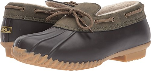 JBU by Jambu Women's, Gwen Duck Shoes Hunter 8.5 M ()