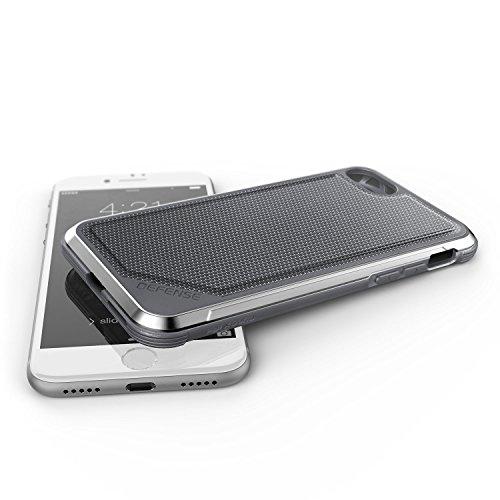 X-Doria Coque en Aluminium pour iPhone 8/7