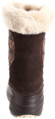 Columbia - Botas de cuero Mujer marrón - Marron (Bungee Cord 205)
