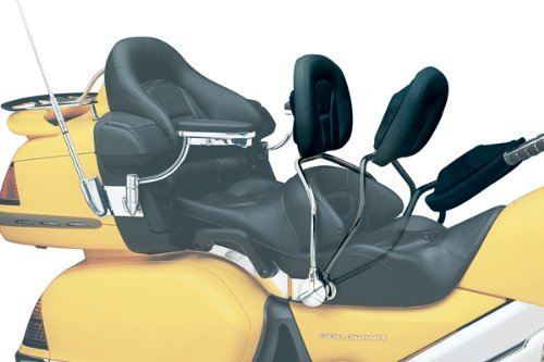 Kuryakyn Backrest Driver (Kuryakyn 8990 Driver Backrest)