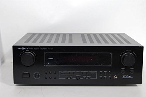 Insignia Is-hc040918 Am FM Stereo Receiver