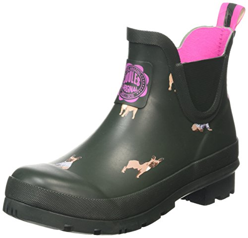 Womens Wellibob Olive Bulldog