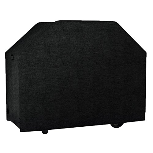 RTWAY BBQ Grill Cover, 66 Inch Heavy-Duty Gas Grill Cover UV Dust Water Resistant Patio Outdoor Portable Barbeque Charcoal Covers for Weber, Brinkmann, Char Broil