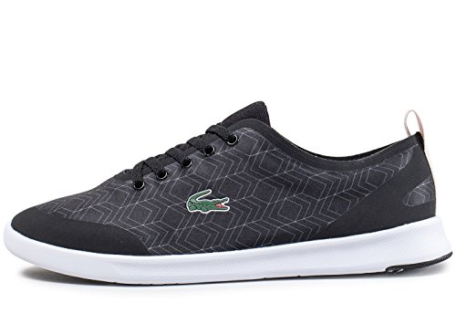 5 Black 5 417 Lace Avenir Size Trainer Women's Textile Lacoste 2 Black Up xvw66z