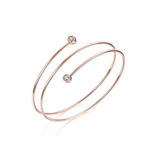 Bella Lotus Simple Plated Bracelets product image