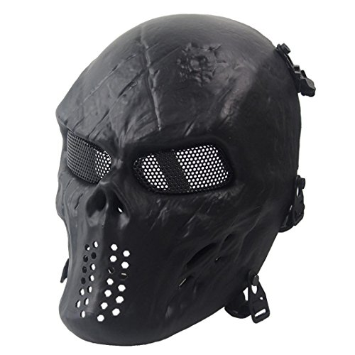 Airsoft Paintball Skeleton Tactical Military product image
