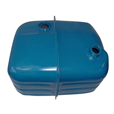 Fuel Tank For Ford New Holland Tractor 2000 Series 3 Cyl 65-74; 2300; 230A; 231; 2310; 233; 234; 2600; 2610; 2810; 2910; 3000 Series 3 Cyl 65-74; 3055; 3120; 3150; 3300; 3310 - E3Nn9002Ab C5Nn9002Ac: Automotive
