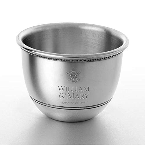 - M. LA HART William & Mary Pewter Jefferson Cup
