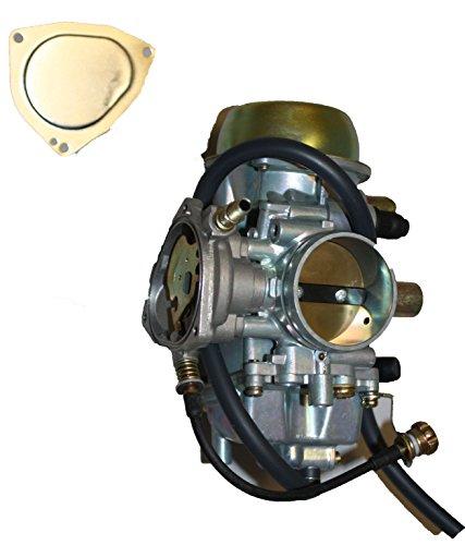 07 yamaha grizzly 660 carburetor - 4