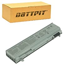 Battpitt™ Laptop / Notebook Battery Replacement for Dell Latitude E6510 (4400mAh / 49Wh) (Ship From Canada)