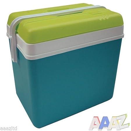 Gran 24 litros refrigerador caja Camping playa Picnic con aislante ...