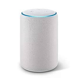 Amazon Echo (3rd Gen, White) bundle with Echo Flex and Wipro 9W Smart Bulb