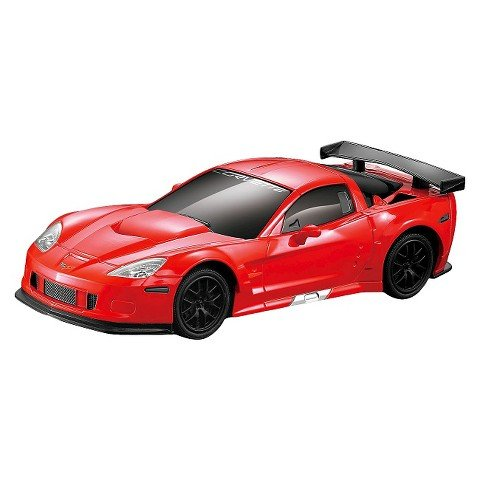 [Braha Corvette C6.R 1:24 R/C Car Red] (Universal Nitro Starter Box)