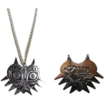 Zelda Majoras Mask Necklace