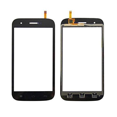 HYYT Repair Part Replacement Front Glass Touch Screen Touch Panel Tp for Blu Studio 5.0 D530 (Black)