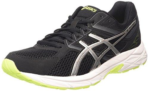 ASICS - Gel-contend 3, Zapatillas de Running hombre Gris (onyx/silver/flash Yellow 9993)