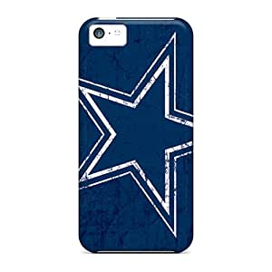 Hot OyF5209HXNQ Case Cover Protector For Iphone 5c- Dallas Cowboys