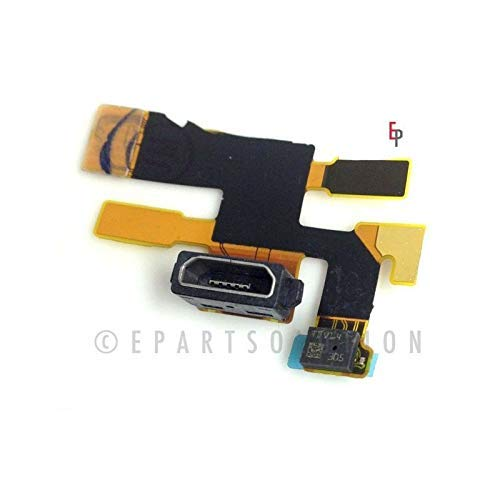 ePartSolution_Replacement Part for Nokia Lumia 1020 Micro USB Charger Charging Port Flex Cable Dock Connector USB - Usb 1020