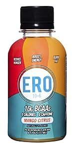 ERO: 10g BCAAs & B-Vitamins, No Calories/Caffeine, 6oz, 12- Pack