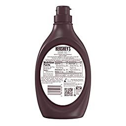Hershey\'s Sugar Free Chocolate Syrup, 17.5 oz