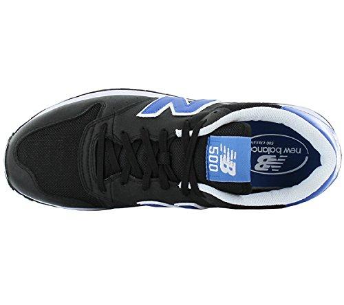 Schwarz Top Herren Balance Blau New Low Gm500 IxTXWUf