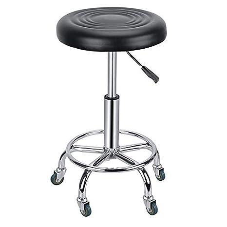 Silla de oficina Caster ruedas Rollerblade estilo repuesto para ajustable escritorio giratorio taburete de cocina comedor