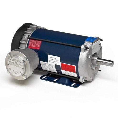 Marathon Electric G646 - Explosion Proof/Hazardous Location Motor - 3 ph, 1/4 hp, 1800 rpm, 208-230/460 V, 56 Frame, EPNV Enclosure, 60 Hz - Location Motor Hazardous