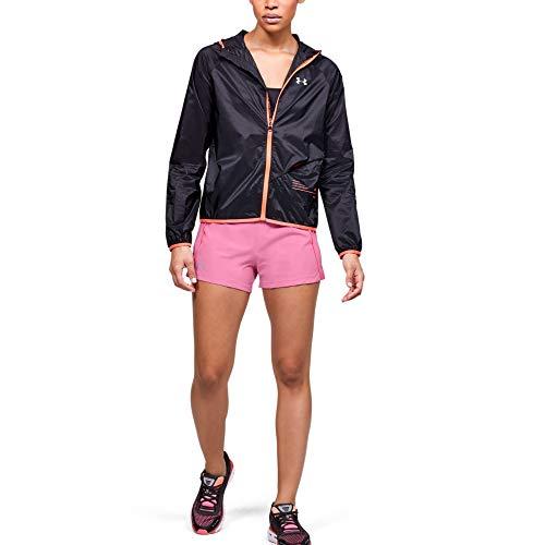 Under Armour Dames Kwalificatie Speedpocket Short Short
