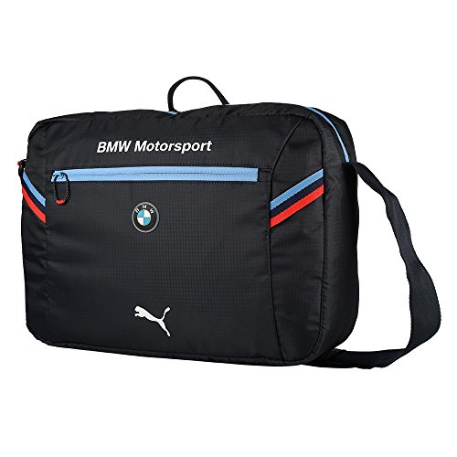 puma bmw motorsport messenger bag