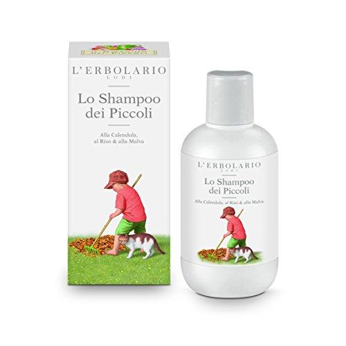 L'Erbolario Baby- und Kinderpflege Haarshampoo, 1er Pack (1 x 200 ml)