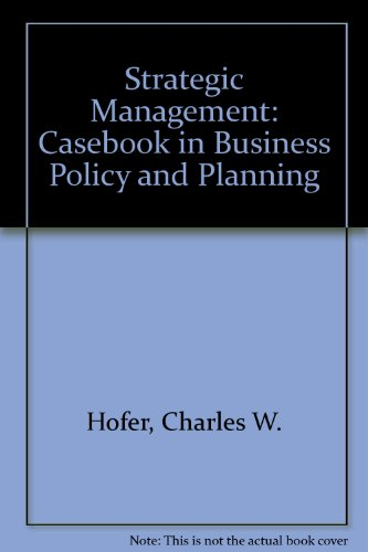 strategic-management-a-casebook-in-policy-and-planning