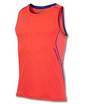 Joma Olimpia Flash, Camiseta sin Mangas para Hombre: Amazon.es: Deportes y aire libre