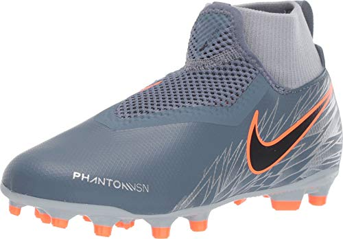 Nike Youth Phantom Vision Academy Dynamic Fit Multi Ground Soccer Cleats (3.5 Big Kid M US) (Best Youth Soccer Cleats)